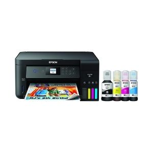 Epson EcoTank ET 2750 Wireless Color All in One Cartridge Free Supertank Printer
