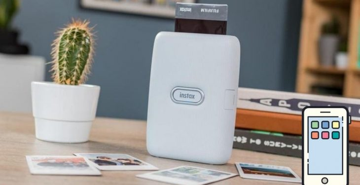 How to connect an INSTAX printer to iPhone
