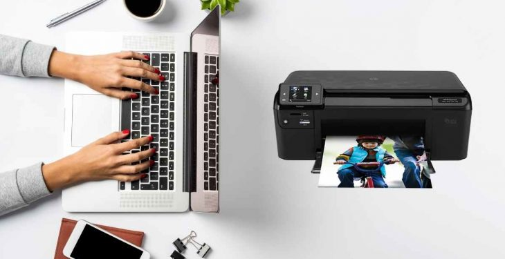 How to Print 5x7 Photos on HP Printer